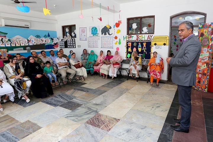 GD Goenka Public School-Parents Metting