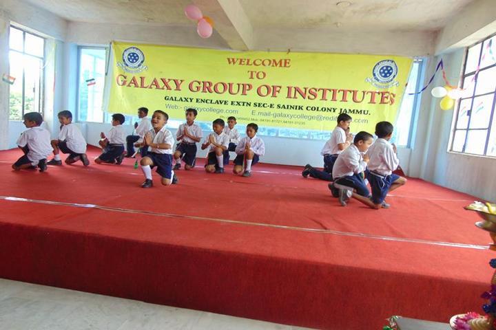 Galaxy Public School-Event