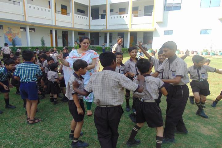 Galaxy Public School-Play Ground