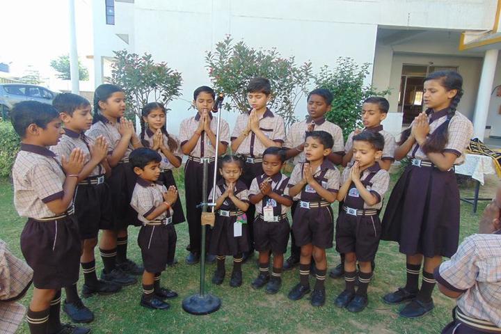 Galaxy Public School-Singing