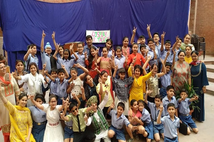 Heritage School-Friendship Day