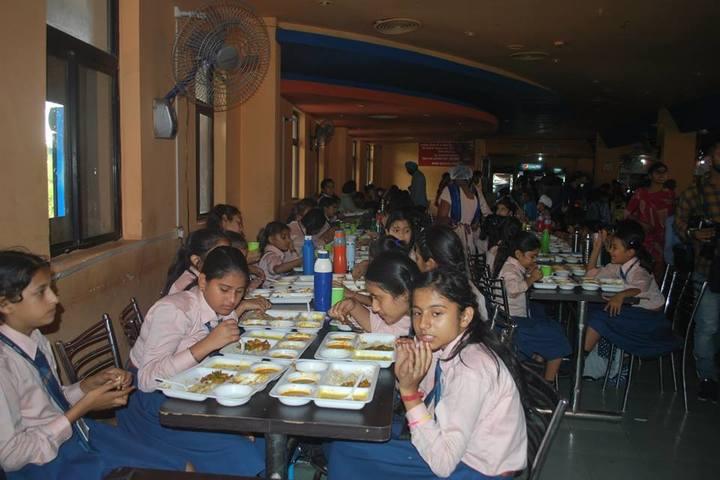 Indian Public School-Food Festival