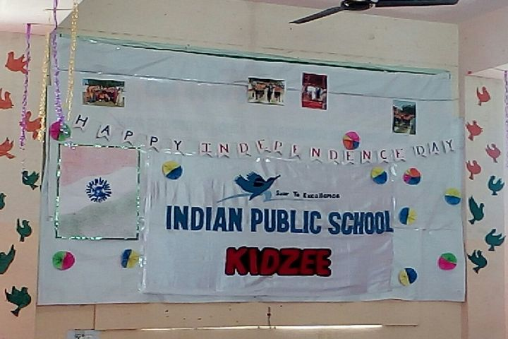Indian Public School-Independance Day