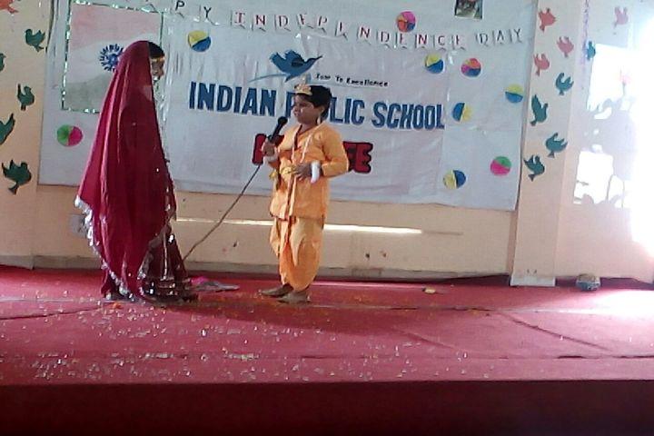 Indian Public School-Singing