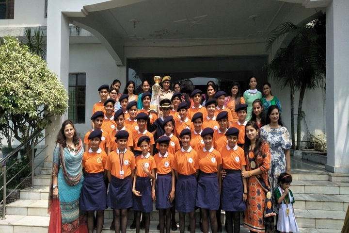 Indian Public School-Sports Day