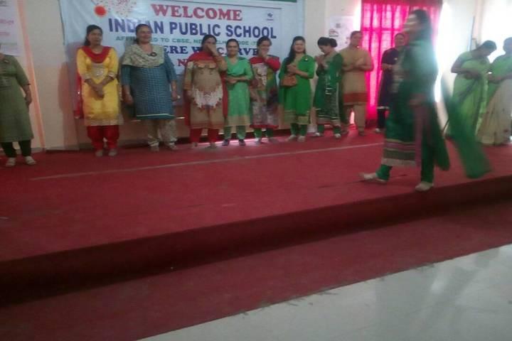 Indian Public School-Teachers Day