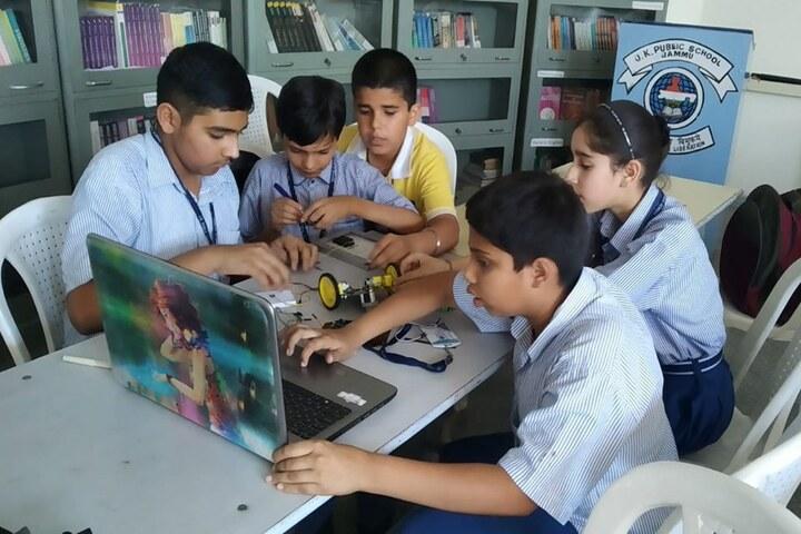JK Public School-Library