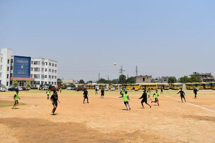 JK Public School-Sports