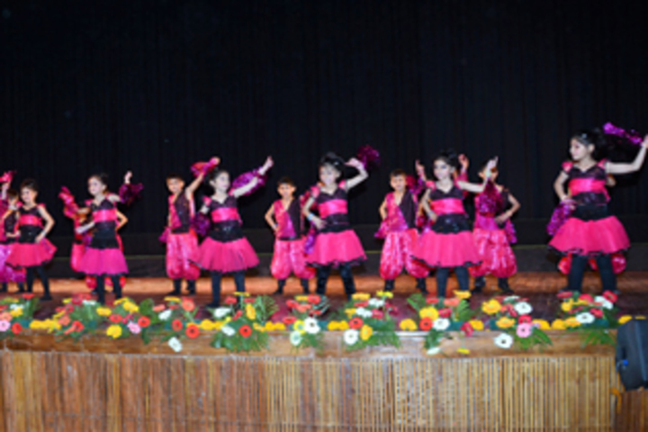 JP World School-Annual Day