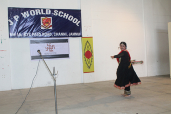JP World School-Dance