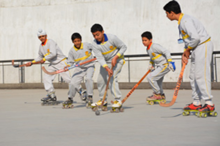 JP World School-Hockey Compitition
