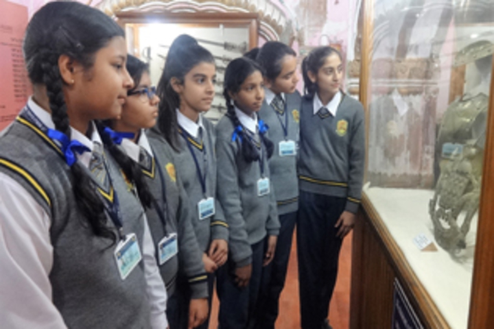 JP World School-Industrial Tour