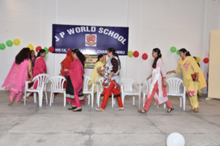 JP World School-Teachers Day