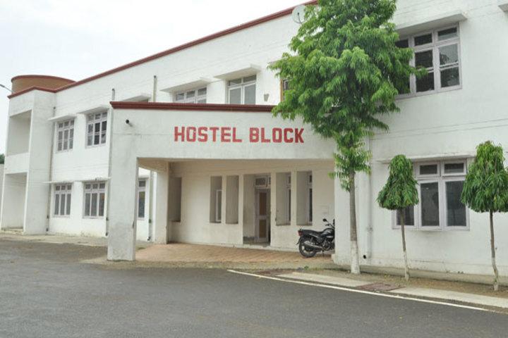 J k Police Public School- Hostel