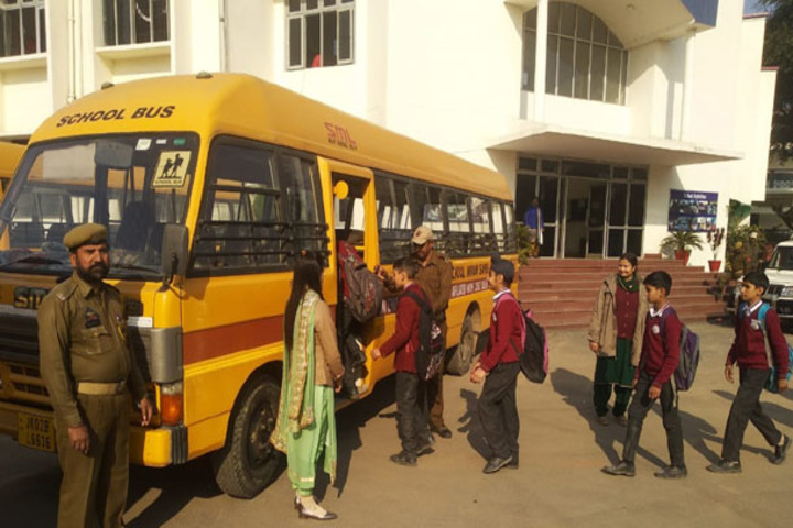 J k Police Public School- Transport