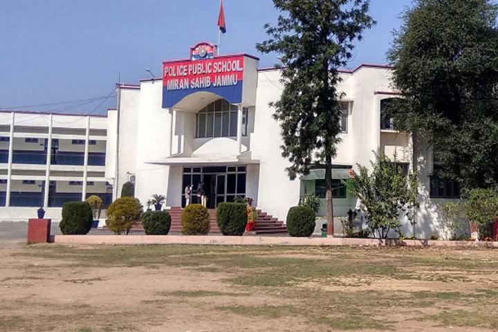 J k Police Public School-School Campus