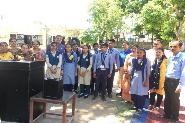 J k Police Public School-School Trip