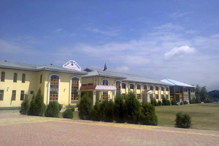 JK Police Public Schol-School Campus
