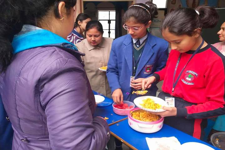 JK Public School-Food Festival