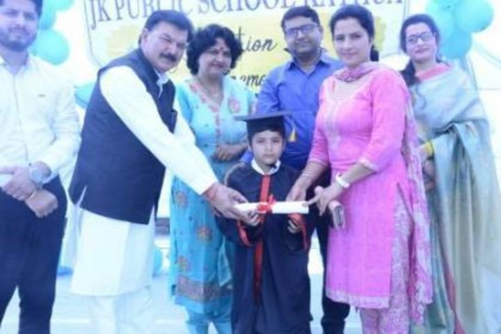 J K Public School-Graduation Day