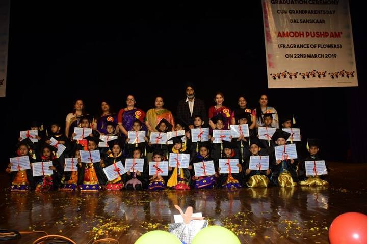 Jammu Sanskriti School-Graduation Day