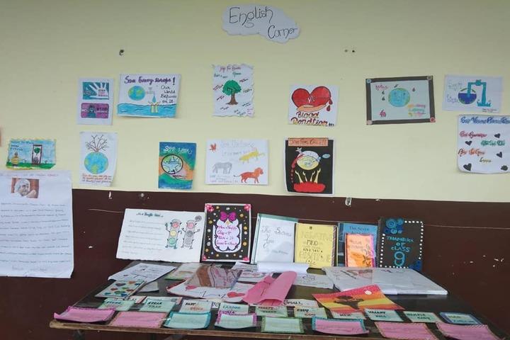Jammu Sanskriti School-Activity Room