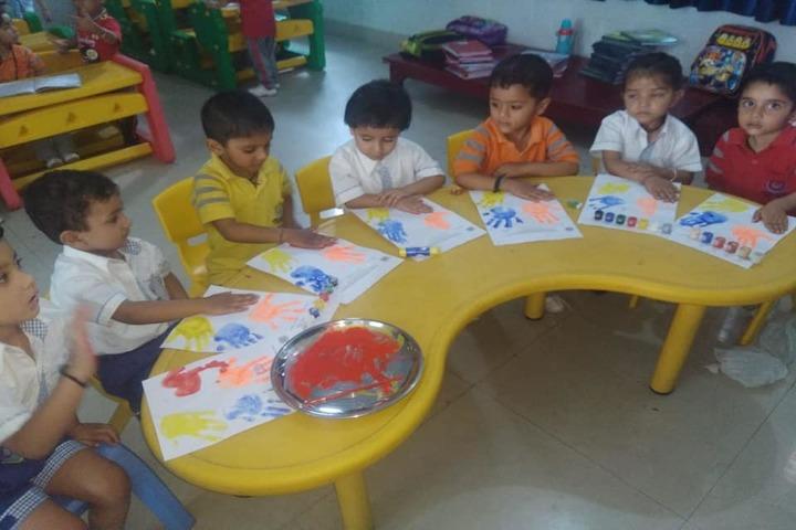 Jammu Sanskriti School-Drawing Room