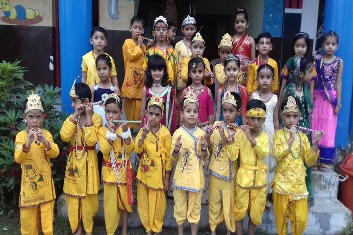 Jammu Sanskriti School-Festival Celebrations