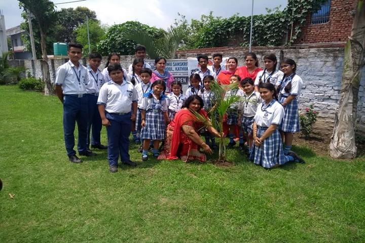 Jammu Sanskriti School-Field Trip