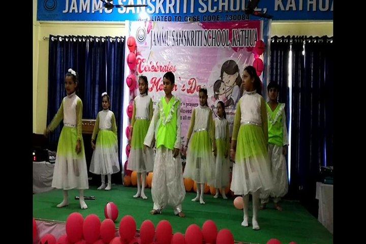 Jammu Sanskriti School-Masters Day