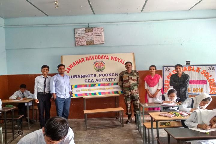 Jawahar Navodaya Vidyalaya-CCA Activity