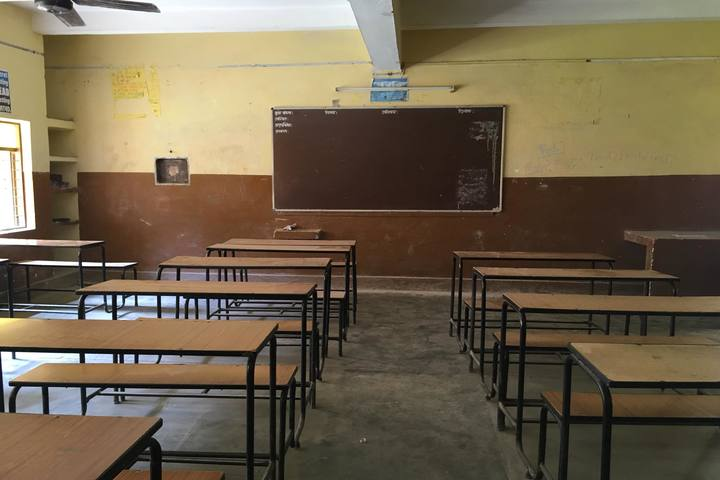 Jawahar Navodaya Vidyalaya School-Classroom