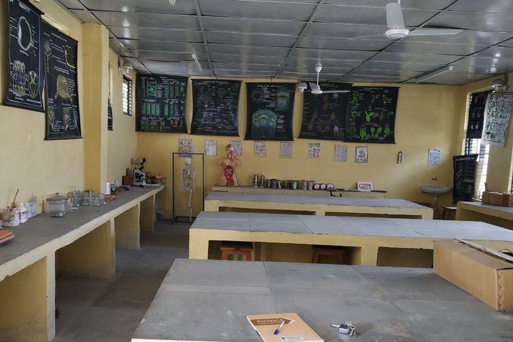 Jawahar Navodaya Vidyalaya School-Biology Lab
