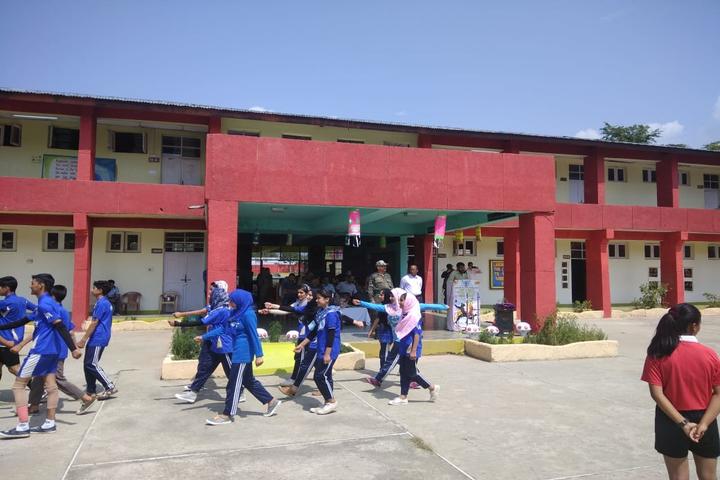 Jawahar Navodaya Vidyalaya School-Independence Day