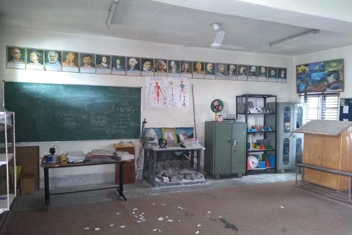 Jawahar Navodaya Vidyalaya School-Maths Lab