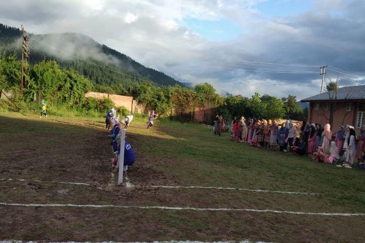 Jawahar Navodaya Vidyalaya School-Play Ground