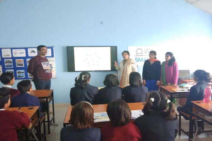 Jawahar Navodaya Vidyalaya-Digital Classroom