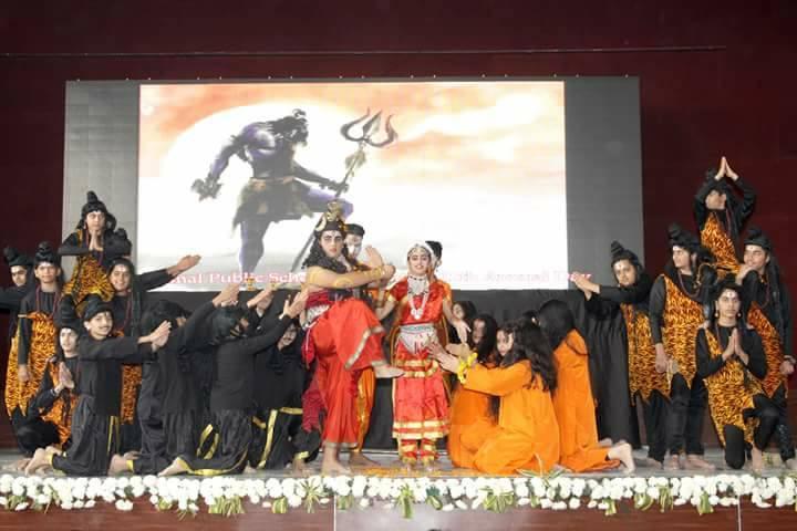 Jodhamal Public School-Annual Day