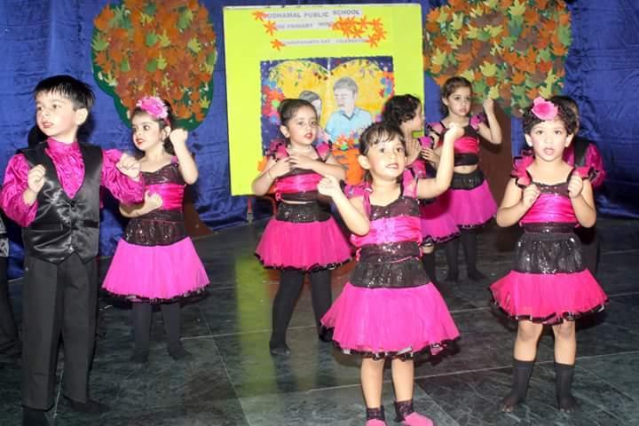 Jodhamal Public School-Dance
