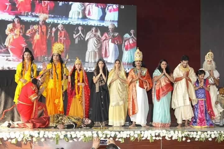 Jodhamal Public School-Fancy Dress