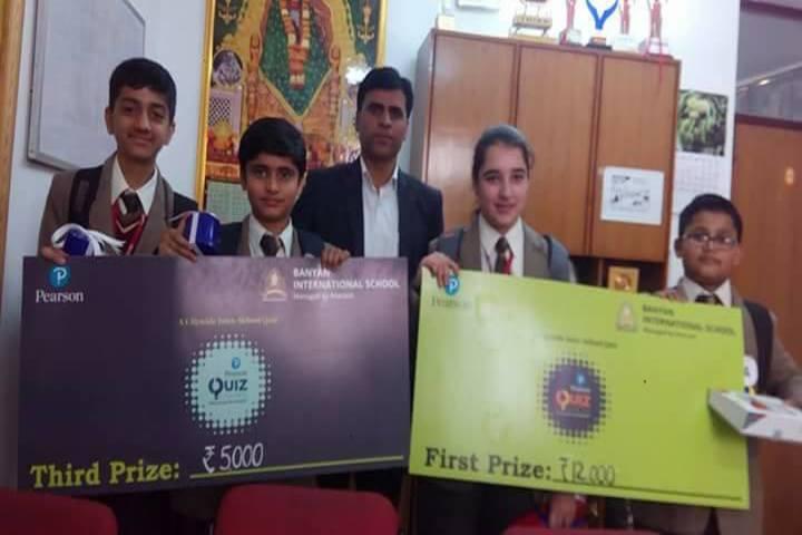 Jodhamal Public School-Prizes