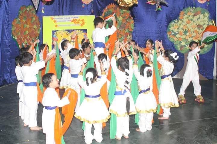 Jodhamal Public School-Republic Day