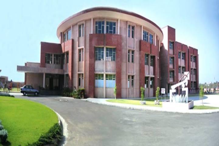 Jodhamal Public School-School Campus