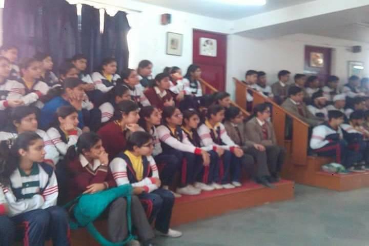 Jodhamal Public School-Seminar