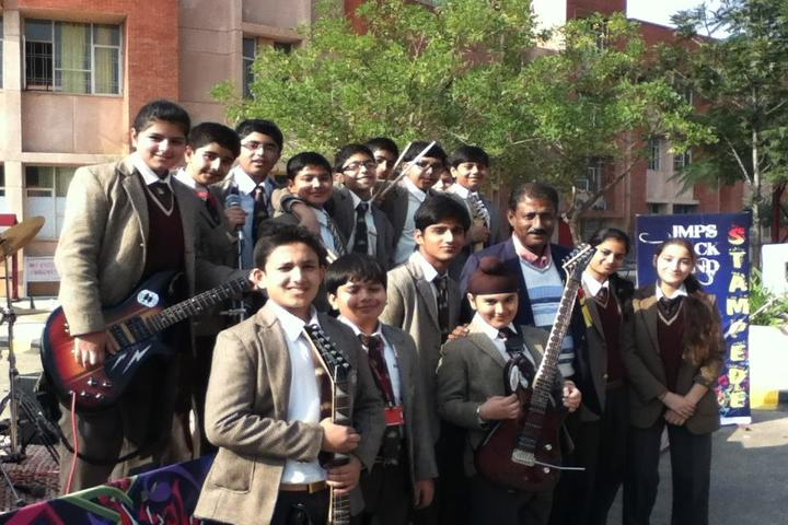 Jodhamal Public School-Singing