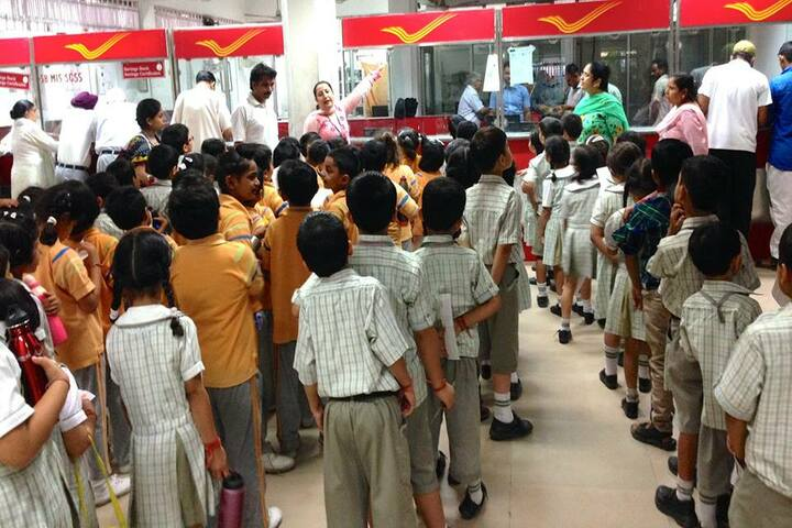 K C International School-School Trip