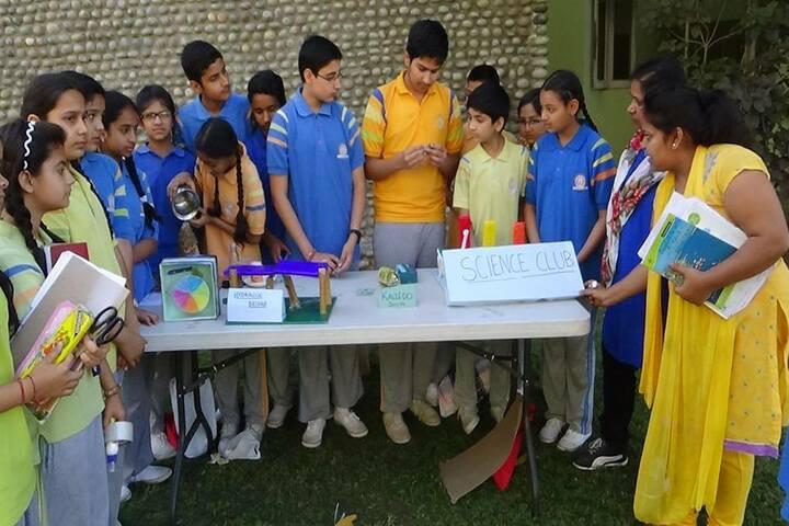 K C International School-Science Club