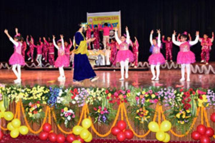K C International School-Annual Day