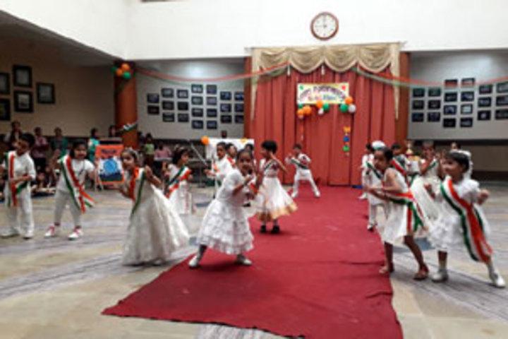 K C International School-Independence Day