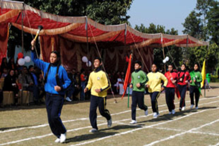 K C International School-Sports Day